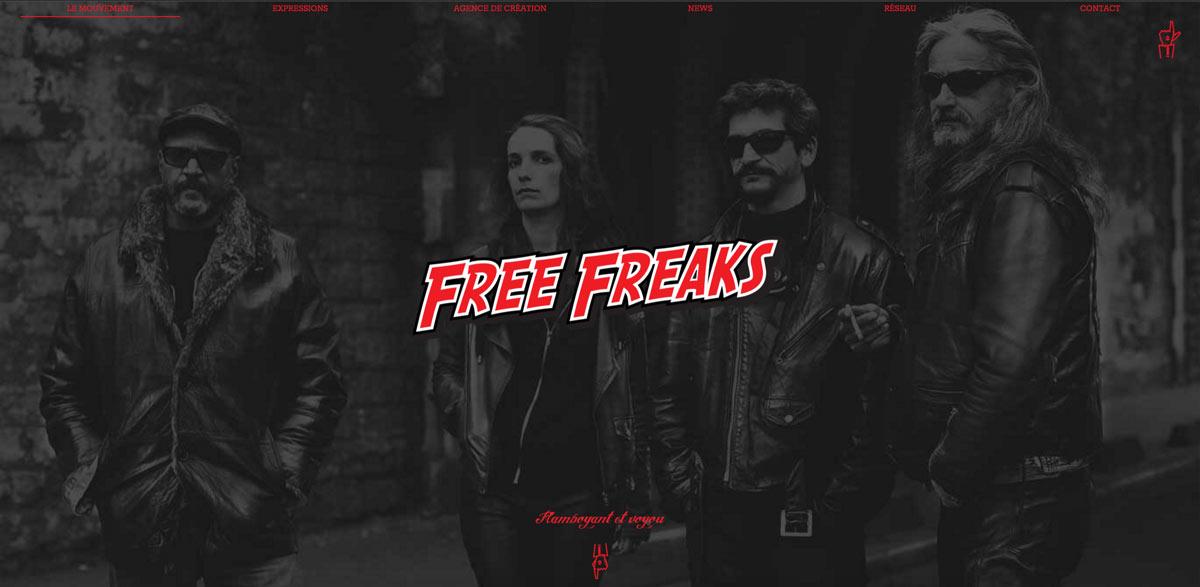 Free freak videos